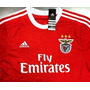 Jersey Benfica Portugal Local Roja Jimenez
