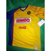 Jersey Del América 2008 Para Niño Original
