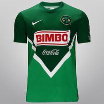 Jersey Nike América Campeón Verde Green Attack Brasil 2014