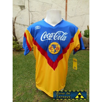 Jersey Club America Umbro Retro Local 90s ¡¡ Aguilas