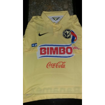 Jersey Oficial Club América Nike 2014-2015 Local