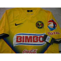 Jersey Nike Aguilas Del America 2013-2014 Local 100%original