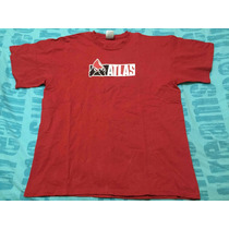 Playera Nike Atlas 2002 Barra 59 Hombre Retro Futbol