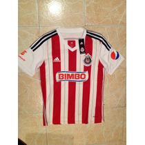 Chivas Adidas 2014-15 Local Original Talla S,m,l Y Xl Nueva
