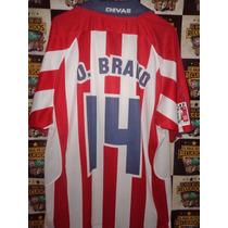 Camiseta Chivas 2004 Sub Campeon