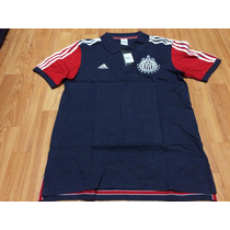 Playera Polo Original Club Chivas Adidas