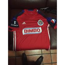 Jersey Nuevo De Chivas 100% Original