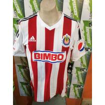 Jersey Adidas Chivas Rayadas Guadalajara 2016 Adizero Proff