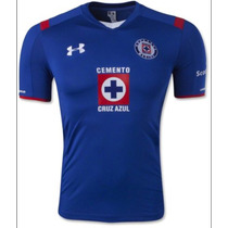 Remate Jersey Cruz Azul Playera Under Armour Talla Eg
