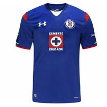 Jersey Cruz Azul 14-15 Local Original Under Armour