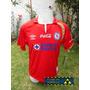 Jersey Cruz Azul 50 Aniversario Edicion Especial Rojo 2014