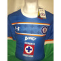 Jersey Cruz Azul 2016 Local