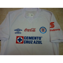 Jersey Umbro La Maquina De Cruz Azul Local 2013-2014 No Clon