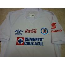 Jersey Umbro La Maquina De Cruz Azul Local 2013-2014 No Clon