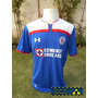 Jersey Cruz Azul Under Azul Mundial De Clubes 2014 Local