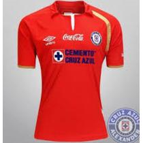 Oferta Jersey Cruz Azul Rojo Gala 50 Años