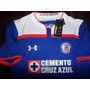 Jersey Cruz Azul Local Mundial De Clubes 2014 Under Armour
