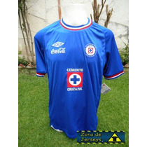 Jersey Umbro Cruz Azul Local 2010 Tipo Retro ¡¡ La Maquina