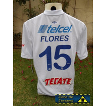 Flores 15 Talla L Umbro Cruz Azul Campeon Concacaf 2014 ¡¡