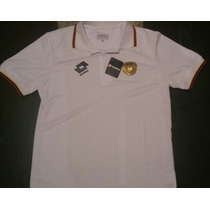 Playera Lotto Leones Negros Tipo Polo 100% Original
