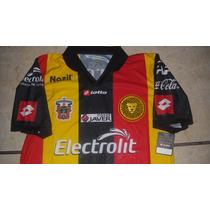Jersey Lotto Leones Negros Udeg 100% Original 2015 *oferta*
