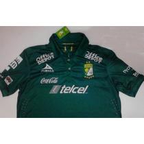 Jersey Leon F.c. Marca Pirma (nuevo 100% Original )