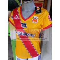 ºº Nueva Camiseta Monarcas Dama Local Pirma ºº