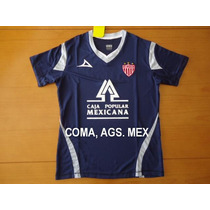 Comaagsmex. Jersey Azul Marino Necaxa... Pirma Cl-2013