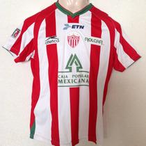 Jersey Camiseta Rayos Necaxa Atlética Talla 14