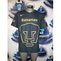Oferta Jersey Oficial Pumas Unam Nike 2014-2015 Azul