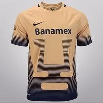 Pumas Unam Jersey 2016 Veron, Sosa, Palacios, Dante, Ludueña
