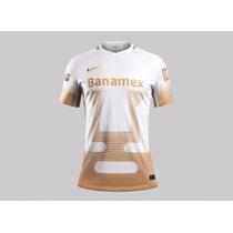 Jersey Pumas Playera 2015 Veriosn Aficionado