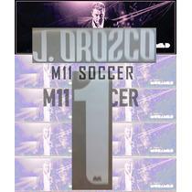 Estampados Monterrey 2012-2013 Local 1 J.orozco Original