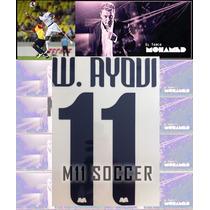 Estampados Monterrey 2012-2013 Visita 11 W.ayovi. Original
