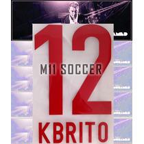 Estampados Monterrey 65 Ann, Kbrito Libertadores