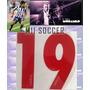 Estampados Monterrey Atletica El Numero 19