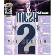 Estampados Monterrey 2012-2013 Visita 2 Meza Original