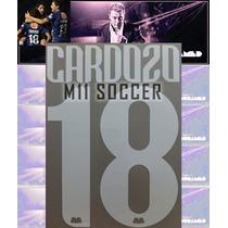Estampados Monterrey 2012-2013 Local 18 Cardozo Original