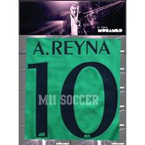 Estampados Monterrey 2011-2012 Visita 10 A.reyna Original