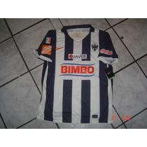 Jersey Del Monterrey-2010-11-nike-campeon-a-10-superprecio..