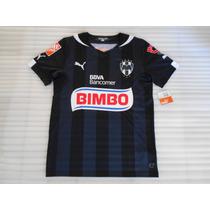 Jersey Puma Rayados Monterrey 2014 2015 Visita 100% Original