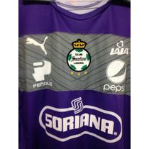 Jersey De Portero Oswaldo Sanchez Puma Santos América Ochoa