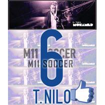 Estampados Tigres 2014 Nuevo, T.nilo 6 Original Remate