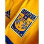 Jersey Adidas Tigres Uanl, Primer Equipacion, Manga Corta.