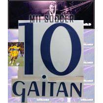 Estampados Tigres 2005-2006 Nuevo, $99 Gaitan Original