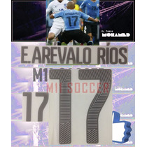 Estampados Uruguay Local 2014, #17 E. Arevalo Rios $149