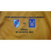 Tigres Match Detail Final Libertadores 2015 River Plate