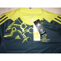 Playera Adidas Champions Leage 100% Original No Clones