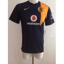 Jersey Kaizer Chiefs Sudáfrica Local Temporada 2014-15 Nike