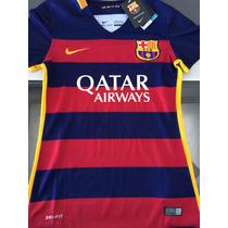 Playera Dama Barcelona Fc Original